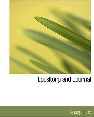 Epository and Journal