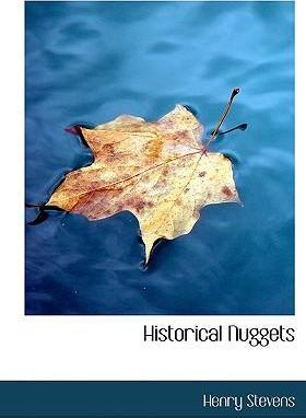 Historical Nuggets