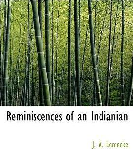 Reminiscences of an Indianian