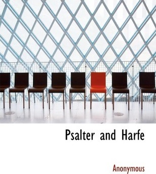 Psalter and Harfe