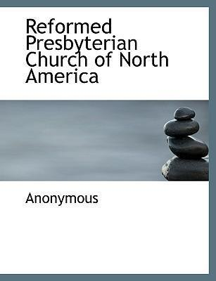 Reformed Presbyterian Church of North America