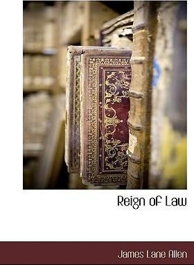 Reign of Law