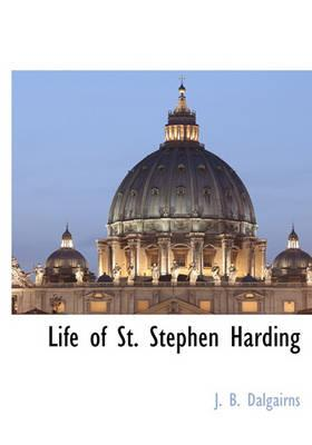 Life of St. Stephen Harding