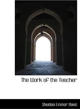 The Work of the Teacher