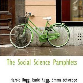 The Social Science Pamphlets