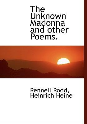 The Unknown Madonna and Other Poems.