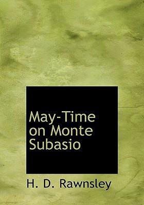 May-Time on Monte Subasio