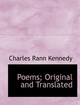 Poems; Original and Translated