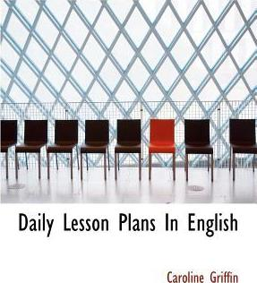 Daily Lesson Plans in English