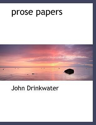 Prose Papers