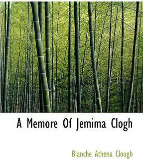 A Memore of Jemima Clogh
