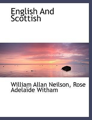 English and Scottish