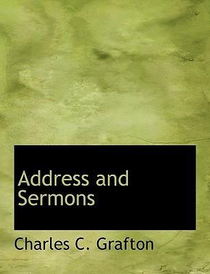 Address and Sermons