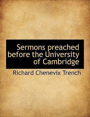 Sermons Preached Before the University of Cambridge