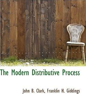 The Modern Distributive Process
