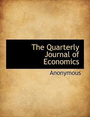The Quarterly Journal of Economics