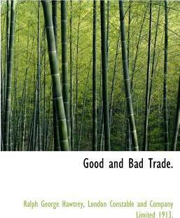 Good and Bad Trade.