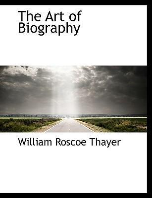 The Art of Biography