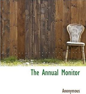 The Annual Monitor