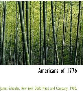 Americans of 1776