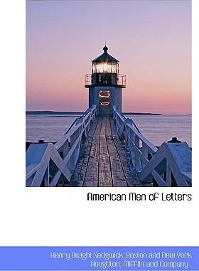 American Men of Letters