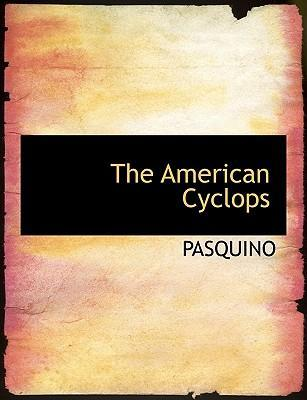 The American Cyclops