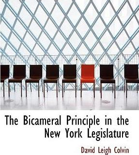 The Bicameral Principle in the New York Legislature