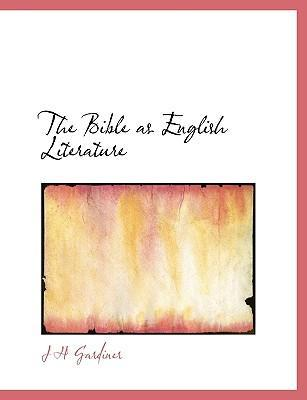 The Bible as English Literature