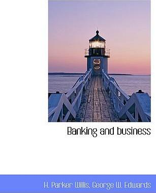 Banking and Business