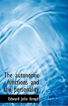 The Autonomic Functions and the Personality