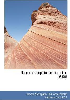 Haracter & Opinion in the United States
