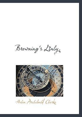Browning's Ltaly.
