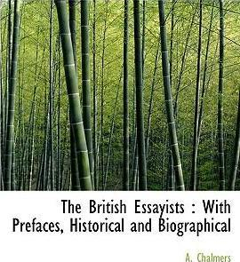 The British Essayists