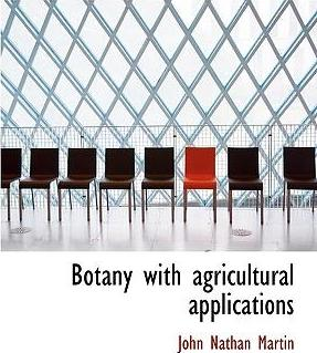 Botany with Agricultural Applications
