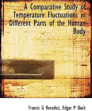 A Comparative Study of Temperature Fluctuations in Different Parts of the Human Body