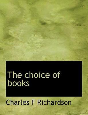 The Choice of Books