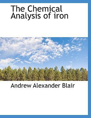 The Chemical Analysis of Iron