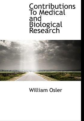 Contributions to Medical and Biological Research