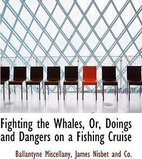 Fighting the Whales, Or, Doings and Dangers on a Fishing Cruise