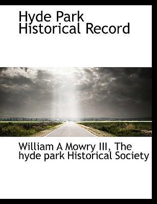 Hyde Park Historical Record