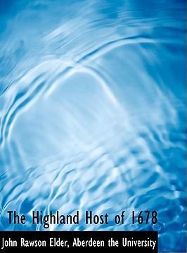 The Highland Host of 1678