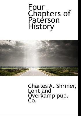 Four Chapters of Paterson History