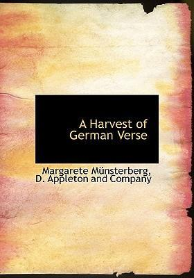 A Harvest of German Verse