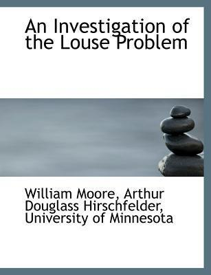 An Investigation of the Louse Problem