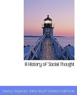 A History of Social Thought