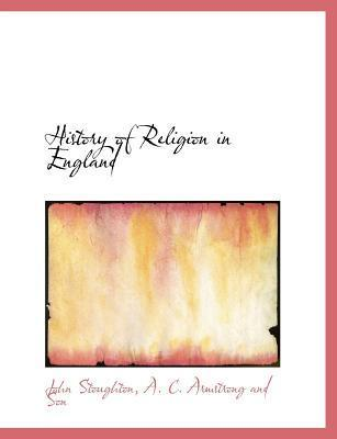 History of Religion in England