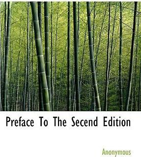 Preface to the Secend Edition