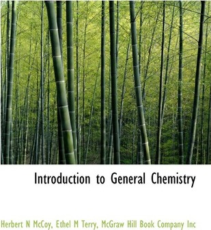 Introduction to General Chemistry