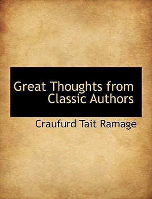 Great Thoughts from Classic Authors