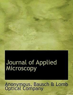 Journal of Applied Microscopy